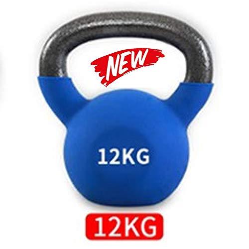 Kettlebell Heavy Weight Kettle Bell Für Heim Und Fitness Workout Für Kraft Und Cardio Training Kettlebells,12KG