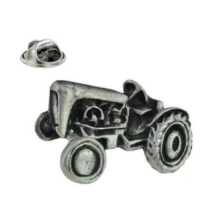 Anstecknadel Traktor Bauernhof Vintage 25 x 18 mm