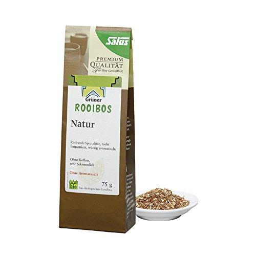Grüner Rooibos Natur bio (75 g)