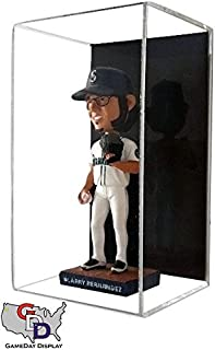 Acrylic Wall Mount Bobblehead Display Case by GameDay Display