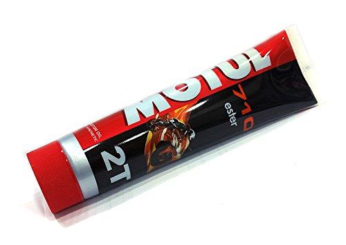 MOTUL - Aceite de Mezcla 710 con Tecnología Ester para Motores de...