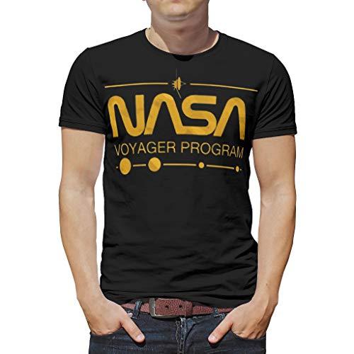 NC83 NASA mannen T-shirt jeugd shirt vrije tijd zomer - patroon sneldrogend T-shirt
