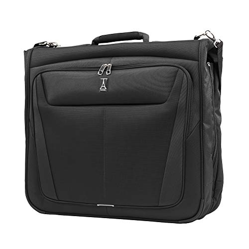 Travelpro Maxlite 5 Lightweight Travel Suit Garment Bag Bi-Fold 56x56x18 cm Softside, Ultra-Lightweight and Durable 63 Litres Polyester Travel Luggage Black Colour 5 Years Warranty