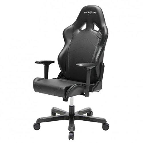 DXRacer Gaming Stuhl, OH/TS29/N, T-Serie, schwarz