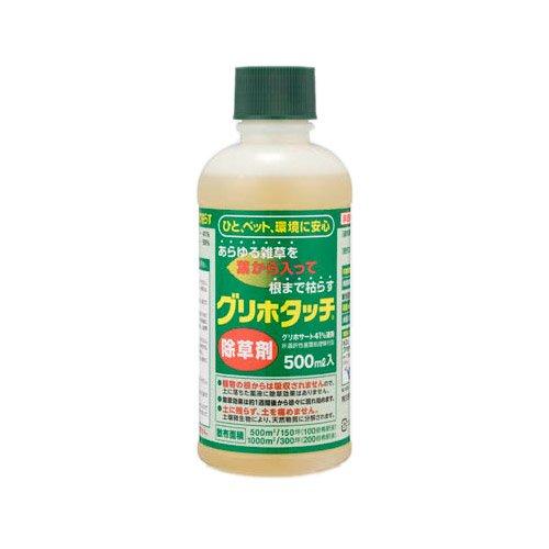 ハート 液体除草剤 グリホタッチ 500ml