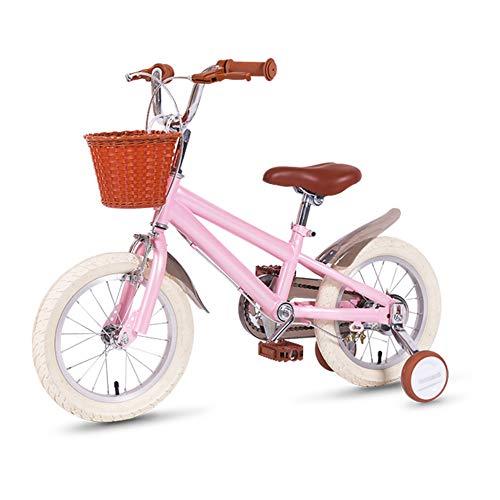 Kids Bikes Chunlan Bicicleta Infantil 3-12 Años De Edad Bicicleta para Niños...