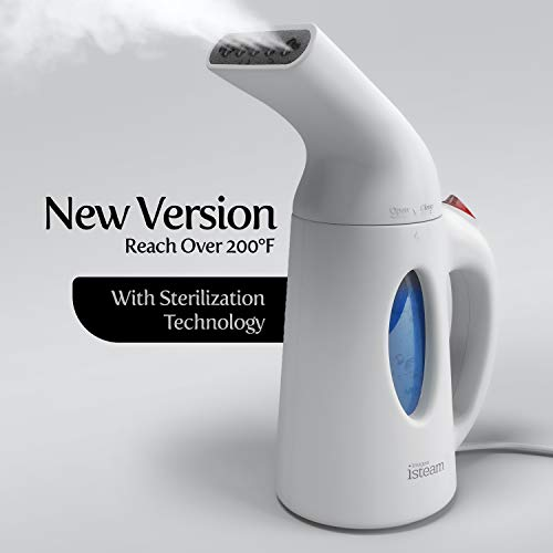 Portable Travel Clothes Steamer Wrinkle Remover