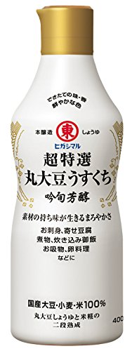 超特選丸大豆 うすくち 吟旬芳醇(ぎんしゅんほうじゅん)