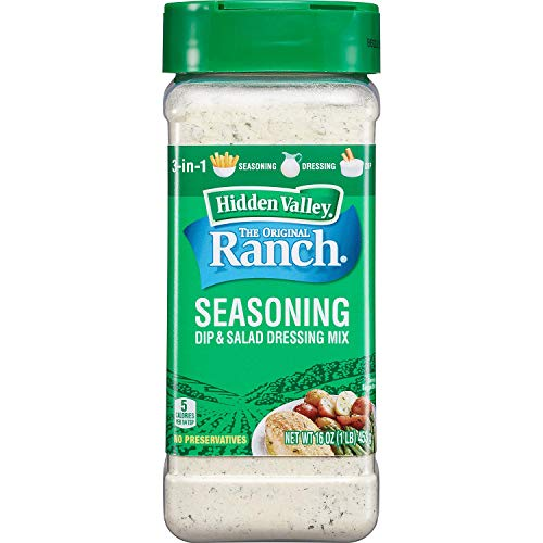 A Product of Hidden Valley Original Ranch Salad Dressing and Seasoning Mix (16 o