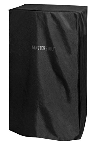 MasterBuilt Electric Smoker Cover, Black, 40-inch