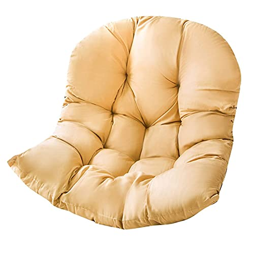 SXCQ Hngesesselkissen,Eierkissen,Balkon Schaukel Stuhlkissen Kissen Outdoor Ei Stuhlkissen Egg Chair Cushion,Swing Hngender Korb Sitzkissen