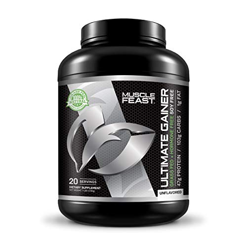 Ultimate Weight Gainer 7 Pounds (Unflavored)