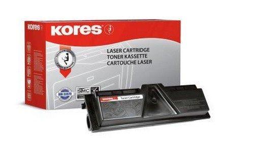 Kores - Kores Toner für KYOCERA/mita FS-1300/FS-1350DN, schwarz, HC
