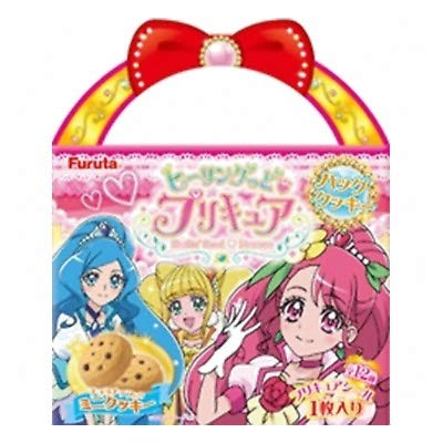フルタ製菓 プリキュアバッグクッキー 20g 10コ入り