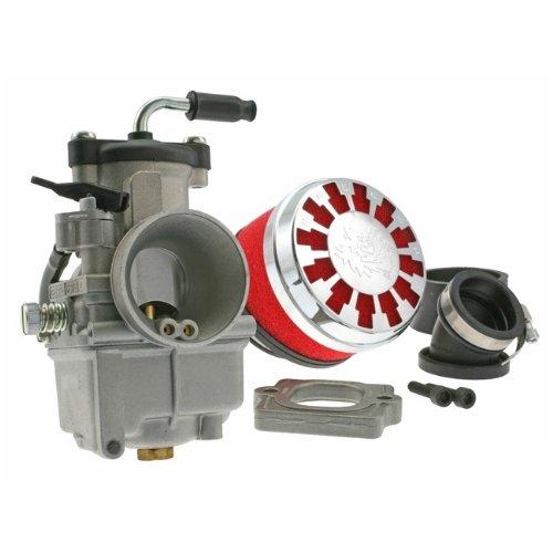 Vergaserkit Malossi DellOrto VHST 28mm, mit Ansaugstutzen und Luftfilter für