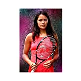 The Great Tennis Star Ana Ivanovic Sports Legend Poster 13