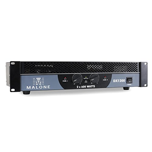 Malone DX1200 Amplificador Audio portátil