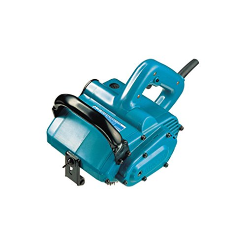 Makita 9741J - Lijadora (Lijadora manual, Lijadora de banda, Negro, Azul, 3500 RPM, 100 dB, 89 dB)