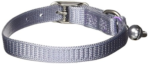 Hamilton 3/8-Inch by 12-Inch Safety Cat Collar with Bell, Lavender