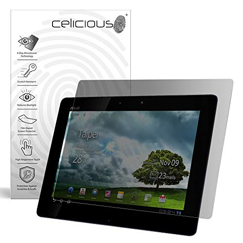 Best Review Of Celicious Privacy Plus 4-Way Anti-Spy Filter Screen Protector Film Compatible with As...