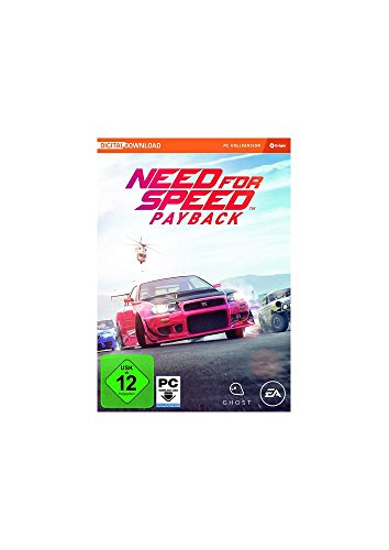Need for Speed - Payback - Standard Edition - PC (Code in a Box) [Edizione: Germania]