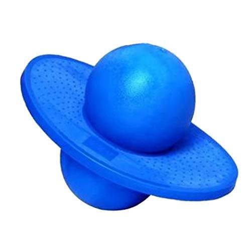 TOOGOO Bola de Salto para Adultos a Prueba de Explosiones Espesamiento Croquet de Ni?Os Glamour Dance Ball de Salto Bola de Salto de Fitness