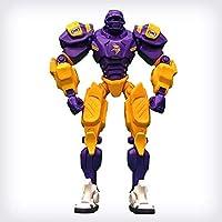 NFL Minnesota Vikings Fox Sports Team Robot, 10-inches