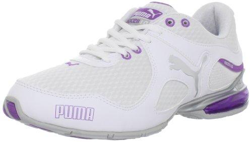 PUMA Women's Cell Riaze Cross-Training Shoe,White/Puma...