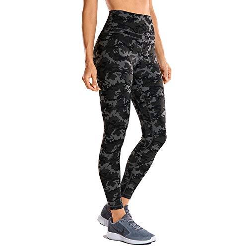 nohbi Pantalones de Yoga elásticos rápido y Transpirables,