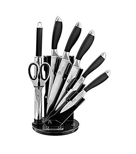 Pradel Excellence - I7408N - Bloc de 5 Couteaux de...