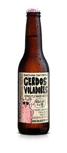 Caja de 6 cervezas artesanas Cerdos Voladores