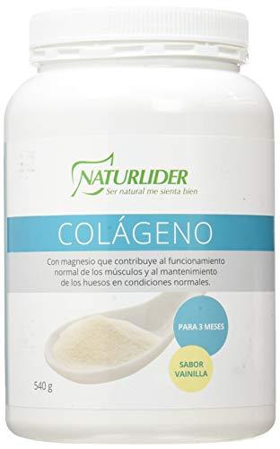 Naturlider Colageno Con Magnesio (Vainilla) 540G