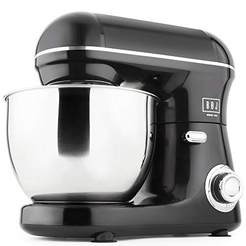 BOJ Robot de Cocina amasador FP-4000 con Bol INOX de 4 litro