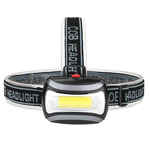 LED super highlight koplampen drie modi waterdichte schijnwerper 3xAAA batterij hoofd zaklampen outdoor camping nachtvissen