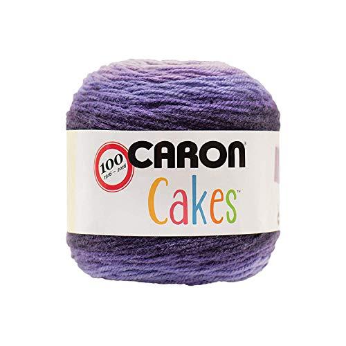 Caron Cakes Self Striping Yarn 383 yd 200 g (Bumbleberry)