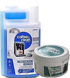2 litri di latte PULITORE SCHIUMA 100 compresse di pulizia