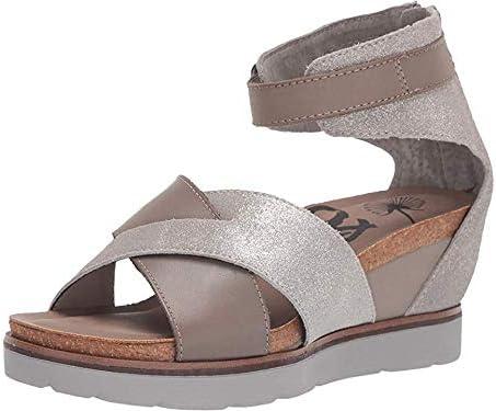 Free shipping OTBT Women's Teamwork Sandals Wedge Kansas City Mall
