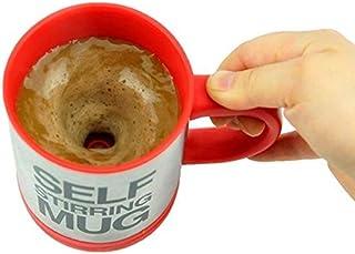 Self Stirring Mug - Red - 2724289771786