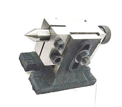 Drehbank Reitstock für Drehtische, gehärtete und geschliffene Werkzeugmaschinen (Reitstock für 7,6 cm / 10,2 cm Drehtisch))