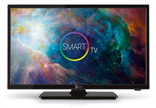TV LED 23.6 Pollici Android TV Wifi 28000141 Sound24 LS09