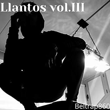 Llantos, vol. III