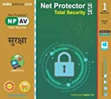 Net Protector NPAV Total Security 2020 1 PC 1 Year ( Email Delivery - No CD)