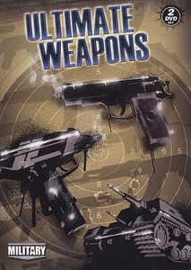 The Military Channel   6 Episode Weapons Collection   Sniper Rifles  Shock and Awe  Robotic Weapons  Close Quarters Battle  Fire Power  Heavy Metal   258 Minutes