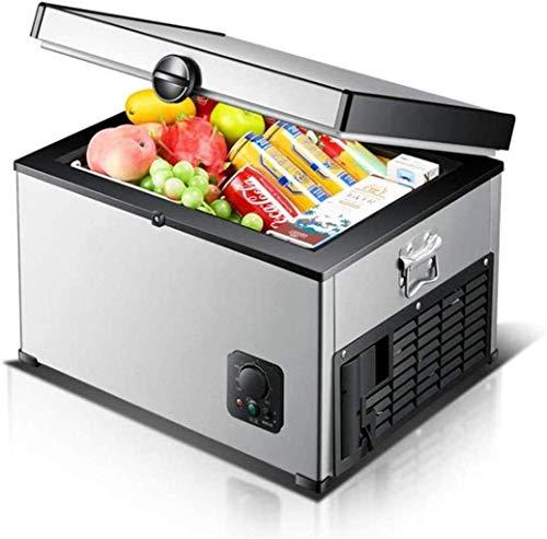 Congelador de una puerta de la temperatura constante del coche del hogar del compresor frigorífico pequeño coche de Hogares con Full Refrigeración, 35L 1yess (Size : 45L)