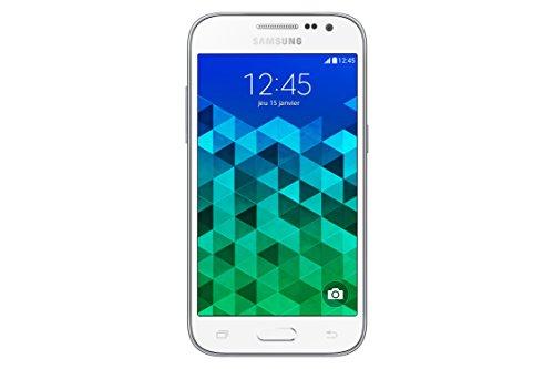 """Samsung Galaxy Core Prime SM-G361F SIM única 4G 8GB Blanco - Smartphone (11,4 cm (4.5""""), 1 GB, 8 GB, 5 MP, Android, Blanco)- Versión Extranjera"""