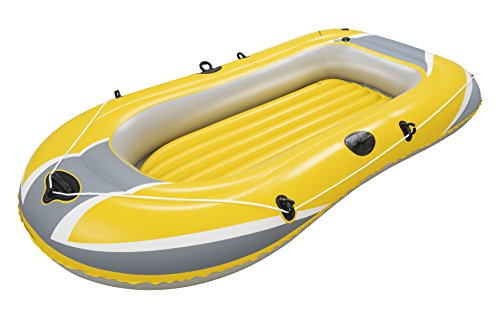 Bestway Hydro Force Raft- Balsa hinchable para rafting, color amarillo, talla 229...