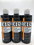 Best Coal Tar Shampoos - DHS Tar Shampoo 8 Oz (3 Pack) Review