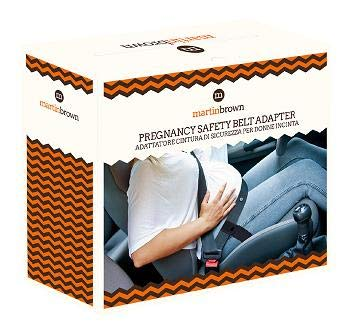 Euro Bottari Adaptador Cinturon De Seguridad Embarazadas