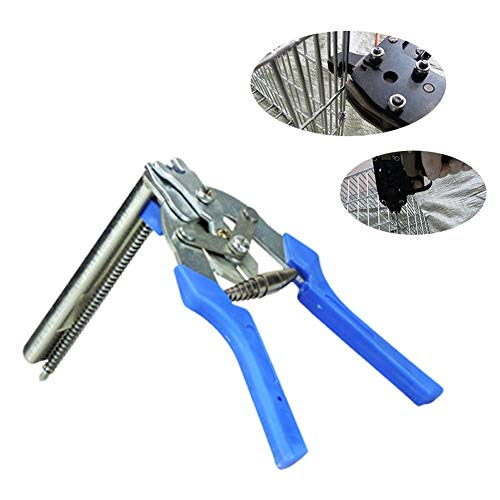 SADA72 - Juego de alicates para cerca, alicates de anillo de sujeción, alicates automáticos, para colchones, cojines de coche, sofás y vallas para mascotas