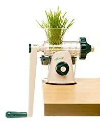 Lexen GP27 - Wheatgrass Juicer - best juicer under 100